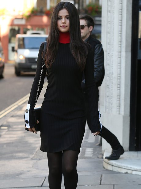 Selena Gomez in London