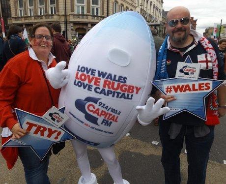 Spot The Ball Wales vs Uruguay