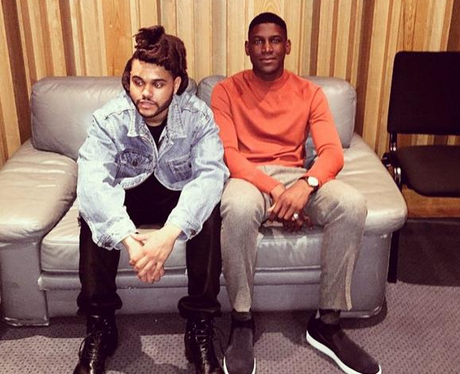 Labrinth and The Weeknd