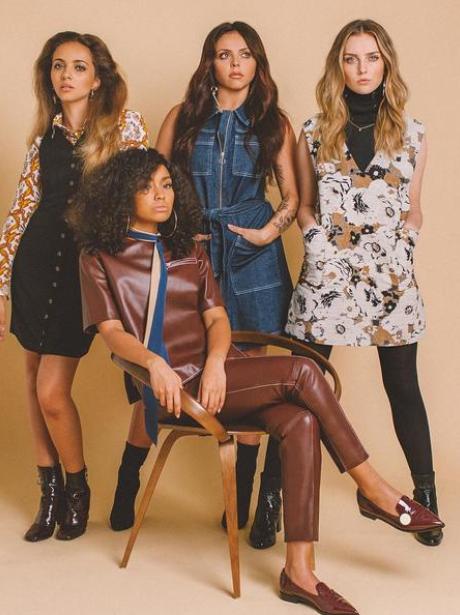 Little Mix Teen Vogue 2015