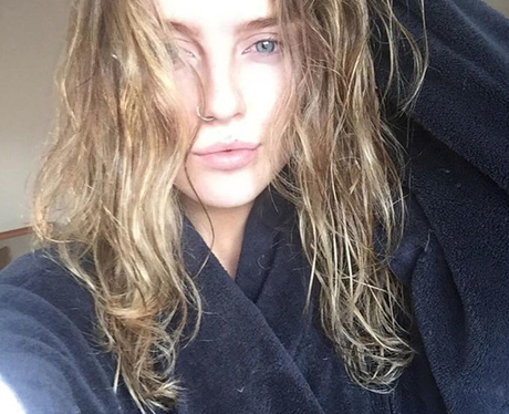 Perrie Edwards No Make-Up