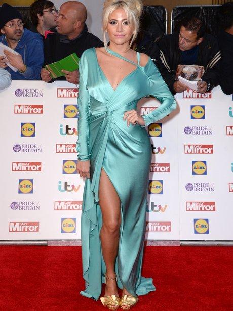 Pixie Lott Pride Of Britain Awards 2015