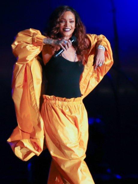 Rihanna Rock In Rio Festival