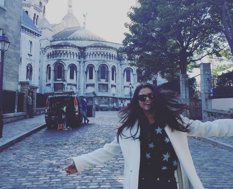 Selena Gomez Paris