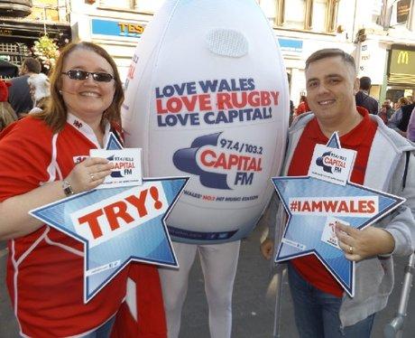 Spot the Ball @ Wales vs Fiji
