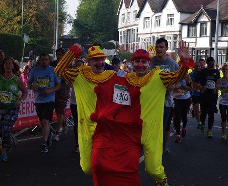 Cardiff Half Marathon 2