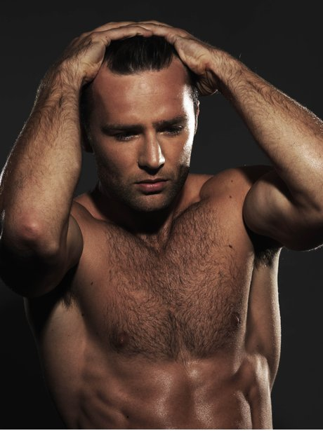 Harry Judd topless