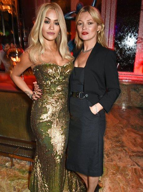 Rita Ora and Kate Mosst