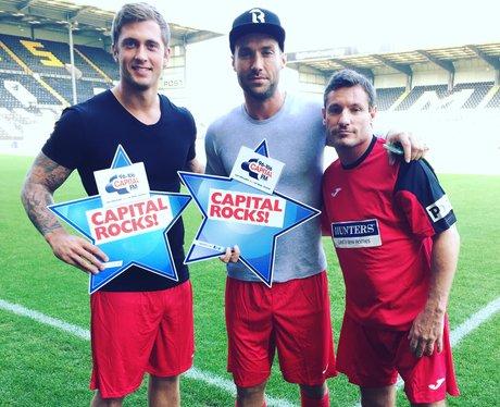 Sellebrity Soccer 2015