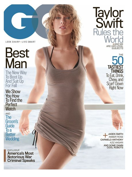 Taylor Swift GQ Magazine 2015