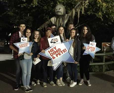 Xtreme Scream Park Capital Night 2015
