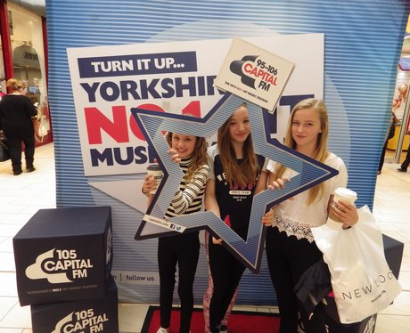 Doncaster Frenchgate Student event