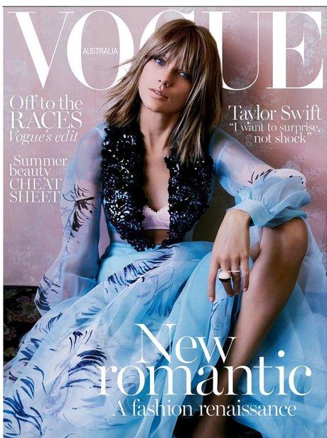 Taylor Swift Vogue Australia 2015