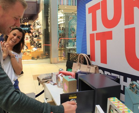 Crack the Safe at Intu Eldon Square