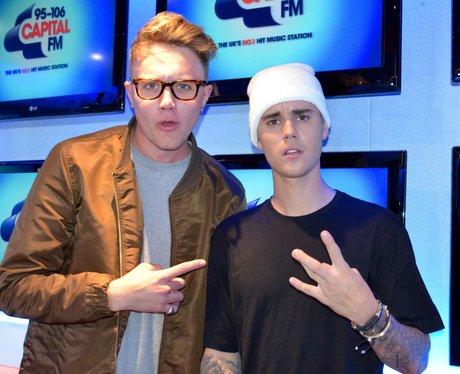 Justin Bieber on Capital