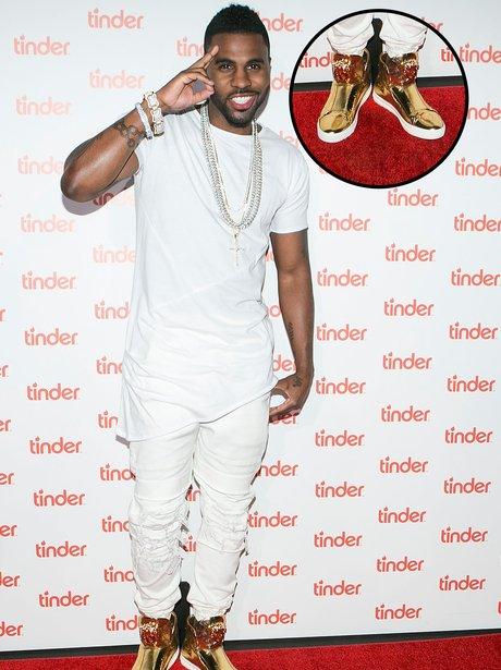 Jason Derulo Shoes