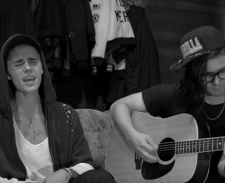 Justin Bieber Sorry Acoustic