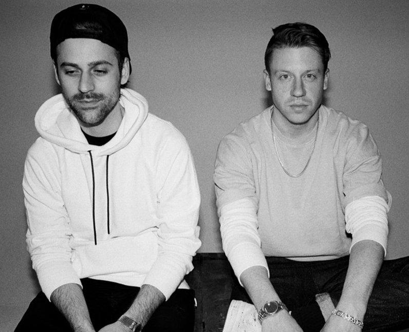 Macklemore and Ryan Lewis 2015