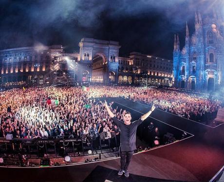 Martin Garrix MTV EMA's 2015