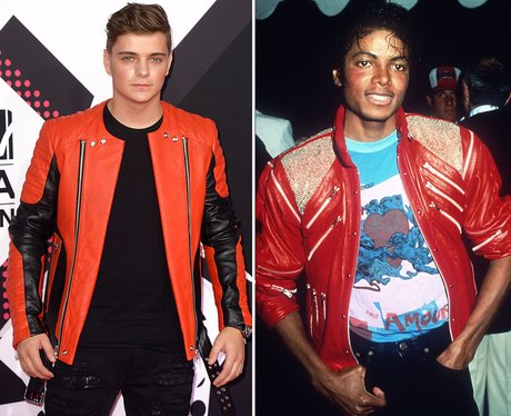 Pop Stars Out Of Time: Martin Garrix and Michael J