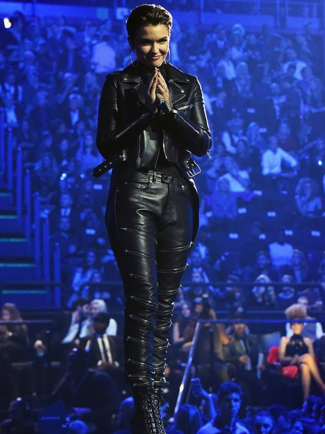 Ruby Rose MTV EMA's 2015