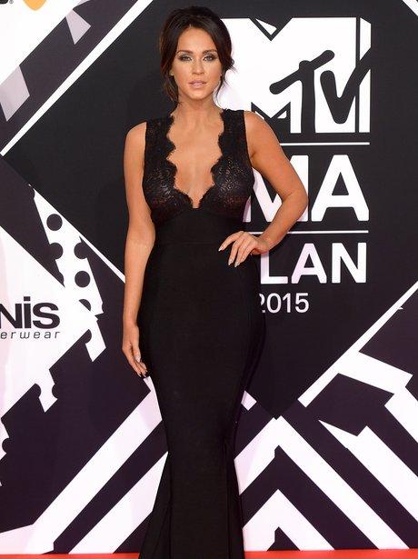 Vicky Patinson MTV EMA's 2015 Red Carpet