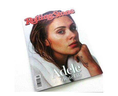 Adele Rolling Stone Magazine 2015