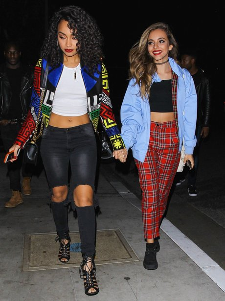 Jade Thirwall and Leigh Anne Pinnock