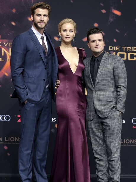Hunger Games - Mockingjay Part II World Premiere