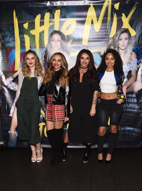 Little Mix Album Launch