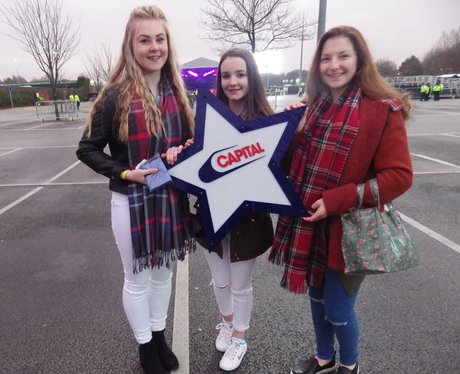 Meadowhall Xmas Concert