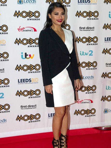 Vanessa The Saturday MOBO Awards 2015