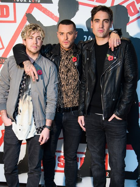 Busted Announce Arena Tour