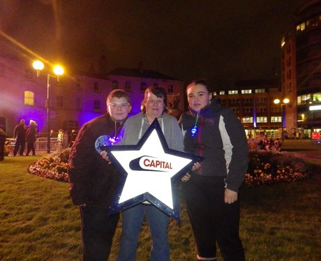 Hull Xmas Light Switch On - Part 2
