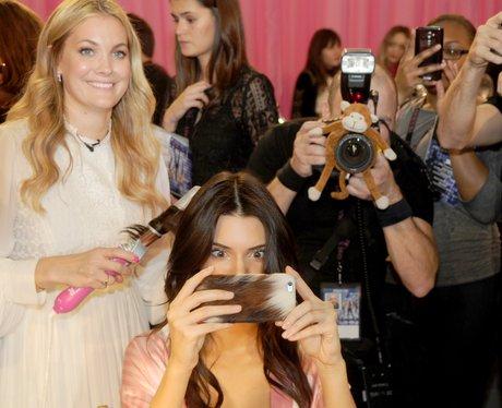 Kendall Jenner Victoria's Secret Show 2015