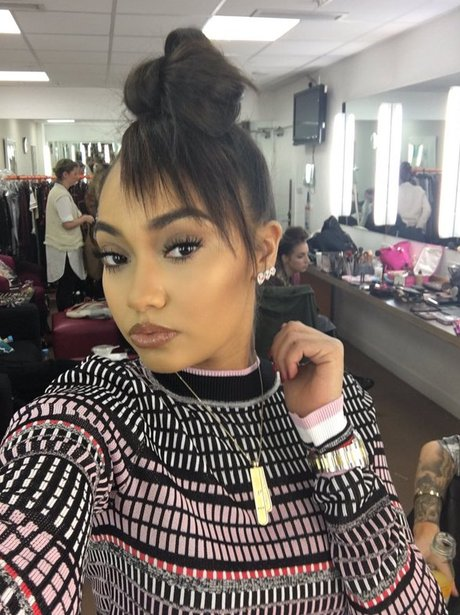 Little Mix's Leigh-Anne shows off new hairstyle