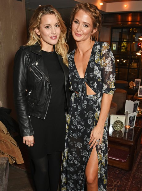 Millie Mackintosh and Caggie Dunlop