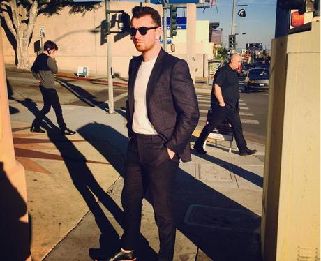 Sam Smith in LA