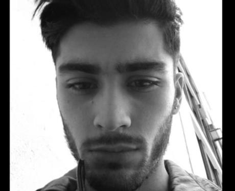 Zayn Malik Selfie Instagram