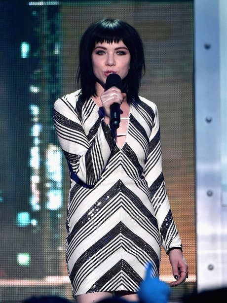 Carly Rae Jepsen performs onstage during the VH1 B