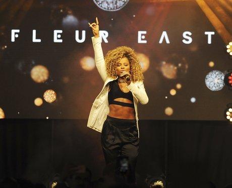 Fleur East Live