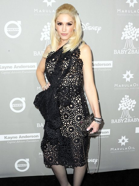 Gwen Stefani attends the 2015 Baby2Baby Gala