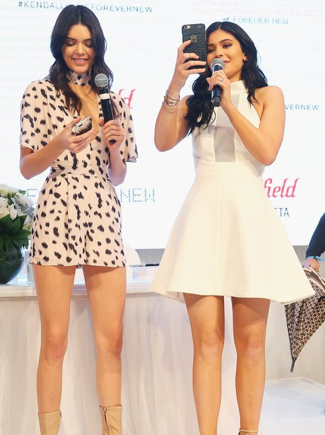 Kendall and Kylie Forever New Clothing