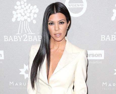 Kourtney Kardashian attends the 2015 Baby2Baby Gal