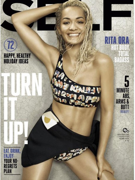 Rita Ora Self Magazine 2015