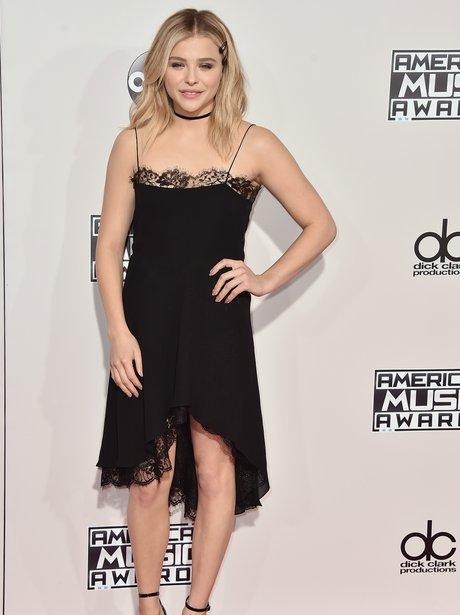 Chloe Moretz American Music Awards 2015