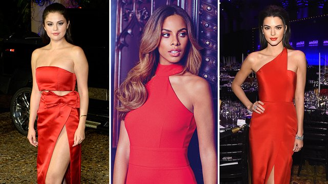 christmas outfit inspiration 11 of the best celebrity party dresses capital