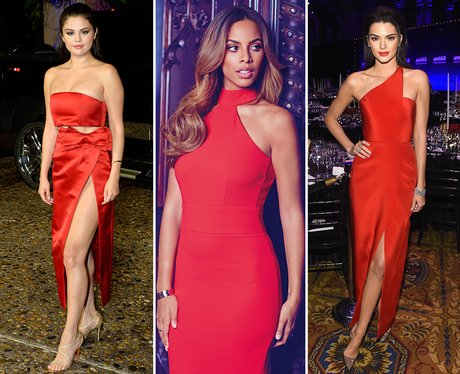 Christmas Outfit Inspiration 11 Of The Best Celebrity
