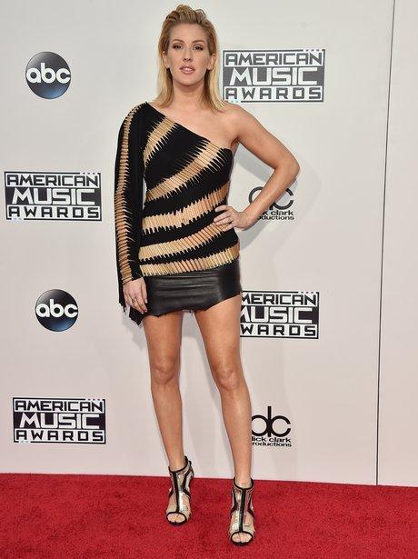Ellie Goulding American Music Awards 2015