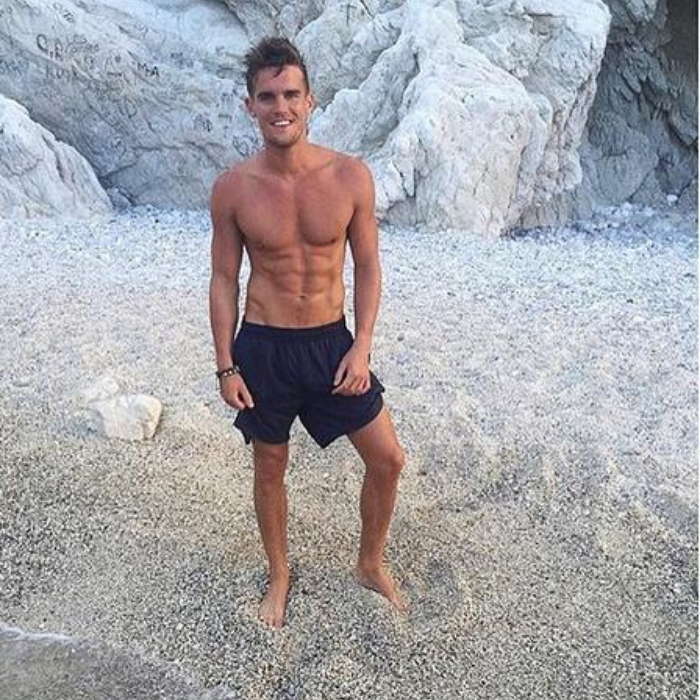 When I Leave I Have This To Fall Back On Gaz Beadle Reveals His Plans After Capital